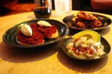 A selection of tapas at Bellota. Photo / Kenny Rodger