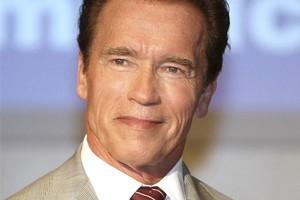 Arnold Schwarzenegger. Photo / AP