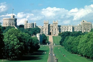 Windsor Castle has plenty of interest for history buffs. Photo / Visit Britain