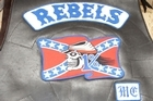 The Rebels MC aren't nice guys, say Northland police. Photo / Supplied