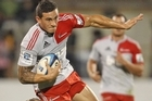 Crusaders and All Black second five-eighth Sonny Bill Williams. Photo / Getty Images