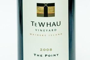 2008 Te Whau 'The Point', $70. Photo / Dean Purcell