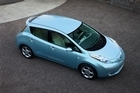 The zero-emission Nissan Leaf is the 2011 World Car of the Year. Photo / Supplied