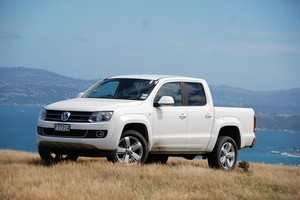 VW is making a serious foray into the rural market. Photo / Jacqui Madelin