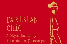 French model Ines de la Fressange has written the definitive guide to Parisian style called Parisian Chic: A Style Guide by Ines de la Fressange with Sophie Gachet. Photo / Supplied