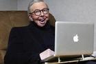 Pulitzer Prize-winning movie critic Roger Ebert. File photo / AP