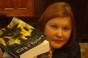 Cassandra Clare. Photo / Supplied