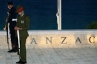 More and more children and young adults are attending Anzac Day services each year. File photo / AP