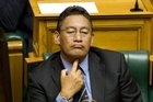 Independent MP Hone Harawira. Photo / Mark Mitchell