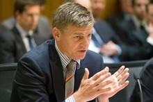 Finance Minister Bill English
