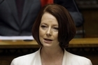 Julia Gillard. Photo / Getty Images