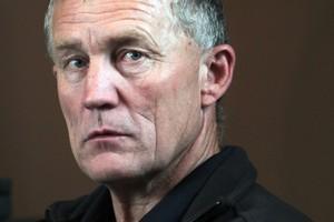 Greymouth Mayor Tony Kokshoorn. Photo / Doug Sherring