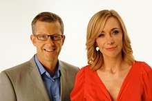 TVNZ has revamped Fair Go, hosted by Gordon Harcourt and Alison Mau. Photo / Supplied