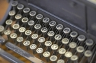 The last typewriter factory in the world has closed down. Photo / Thinkstock