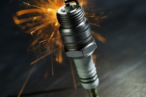 Spark plug ignition causes unavoidable emissions. Photo / Thinkstock