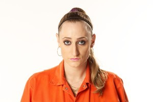 Lauren Socha has a talent for toughness on Misfits. Photo / Supplied