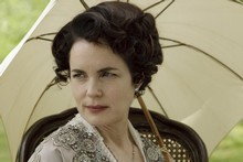 Actress Elizabeth McGovern in Prime's 'Downton Abbey'. Photo / Supplied