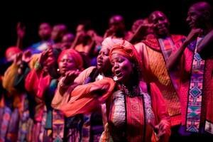 Soweto Gospel Choir. Photo / Supplied