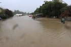 Raw video footage of the flooding in Hawke's Bay.