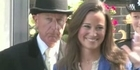 Watch: Pippa Middleton takes media by storm