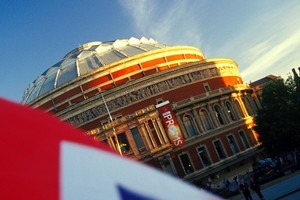 London's Royal Albert Hall. Photo / Supplied