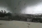 Readers' videos of the tornado in Albany.