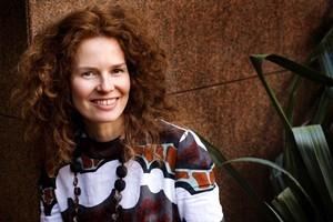 Ida Simonsen, ex-model and VP director of sales for Marni. Photo / Babiche Martens