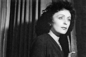 Edith Piaf. Photo / Jean Paul Mazillier and Anthony Berrot