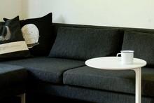 Inside David Moreland and Megan Rees' home. Photo / Your Home & Garden