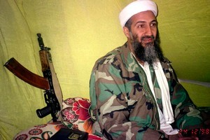 The death of Osama bin Laden moved the markets briefly. Photo / AP