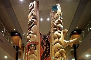 Catering to American gamblers has both financial and cultural benefits. Photo / Tulalip Resort