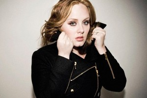 Adele says Rihanna's 'stunning things' made her feel 'a bit gay'. Photo / Supplied