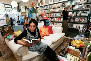 Dear Reader bookstore in Auckland is one of New Zealand's many great small bookshops. Photo / Chris Skelton