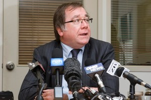 Foreign Affairs Minister Murray McCully. Photo / Paul Estcourt