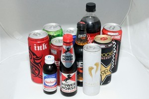 Energy drinks.  File photo / NZ Herald