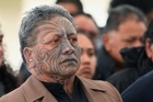 Tuhoe activist Tama Iti is one of three accused who have requested Te reo interpreters for trial. Photo / Ben Fraser