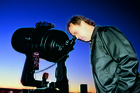 The Cosmos Centre allows visitors to get up close and personal with the Milky Way. Photo / Supplied