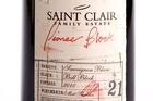 2010 Saint Clair Pioneer Block 21 Sauvignon Blanc, $25. Photo / Babiche Martens