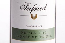 Seifried Nelson Gruner Veltliner 2010 $21. Photo / Babiche Martens