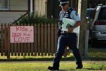 A Ngaruawahia home was the site of New Zealand's latest child fatality. Photo / Alan Gibson