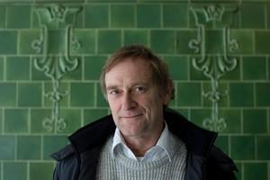 Stuart Devenie. Photo / Richard Robinson.