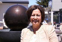 Minister Hekia Parata says we can lift productivity by getting more women into top positions. Photo / Porirua News 