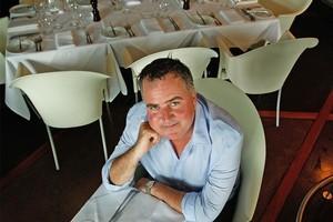 Chef Simon Gault. Photo / Brett Phibbs