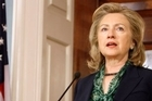 Secretary of State Hillary Clinton said the US must remain vigilant against terrorism in the wake of the death of Osama bin Laden.