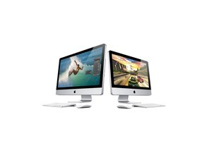 Apple says the new iMac has three times the graphics grunt of its predecessor. Photo / Supplied