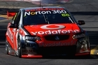 Jamie Whincup made up for his bad performance at the Hamilton 400. Photo / Getty Images