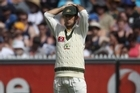 Ricky Ponting of Australia looks on as England pile on the runs. Photo / Getty Images