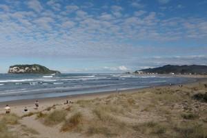 Whangamata Beach. Photo / Supplied.