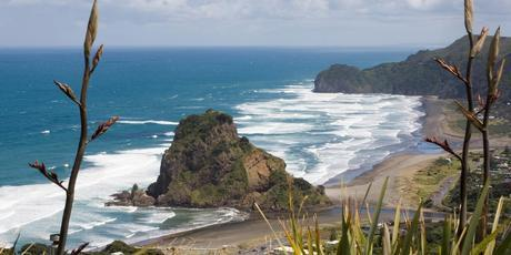 Piha Beach. Photo / Paul Estcourt