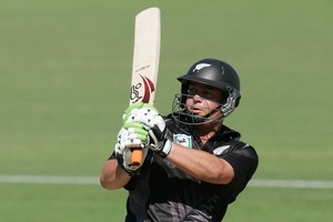 Jesse Ryder is an important player for new Black Caps coach John Wright to win over. Photo / Mark Mitchell